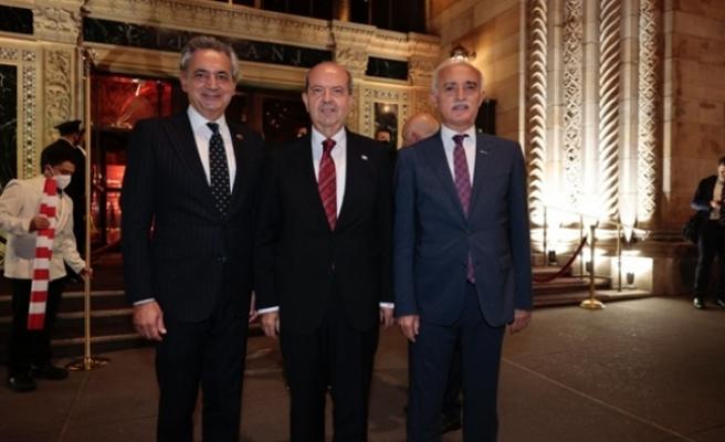 Tatar, 11'inci Türk Yatırım Konferansı'na katıldı