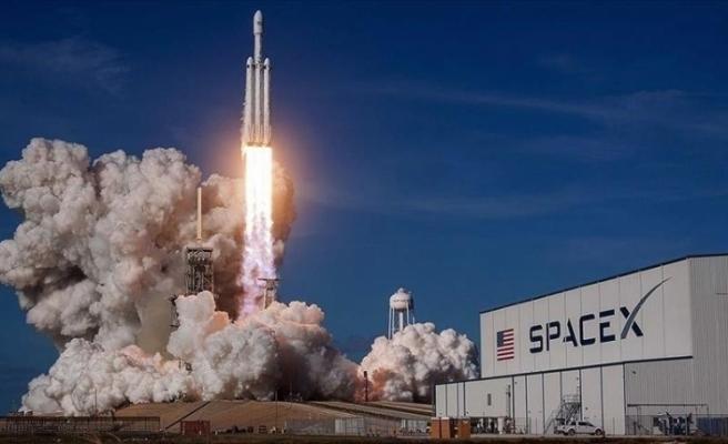 Türkiye'nin ilk milli haberleşme uydusu Türksat 6A 'Space X' tarafından fırlatılacak