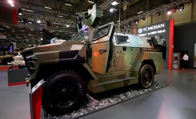 Türkiye'nin yeni zırhlısı Pusat