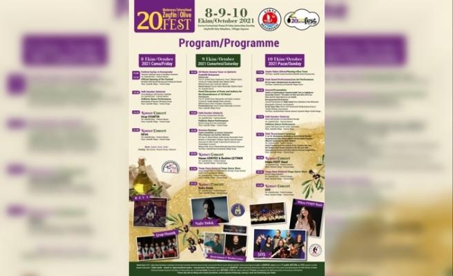 20. Uluslararası Zeytin Festivali