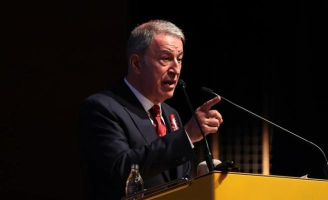 """Akar: """"Doğu Akdeniz ve Kıbrıs'ta tüm gelişmeleri yakından takip ediyoruz"""""""
