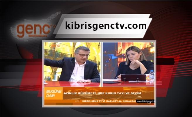 """Erhürman: """"Bu zihniyet, Kıbrıs Türk halkını yok etmeye çalışan bir zihniyettir"""""""