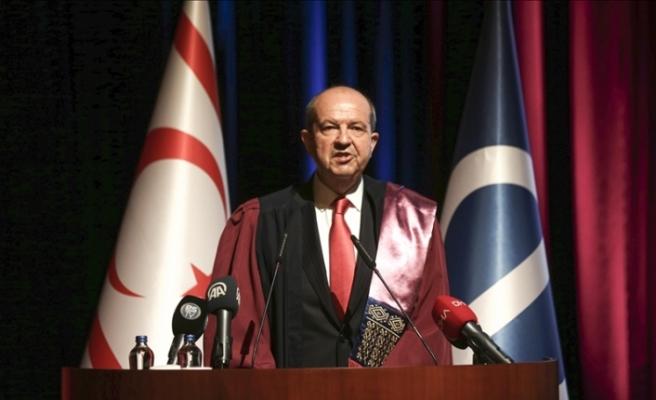 Eskişehir'deki açıklamalarına Rum Yönetiminden yanıt