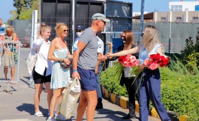 Kapalı Maraş'ın açılmasının birinci yıl dönümünde etkinlik yapıldı