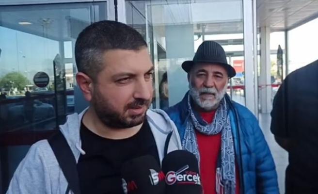 Kişmir'in İstanbul Havalimanı'nda alıkonulması Rum basınında