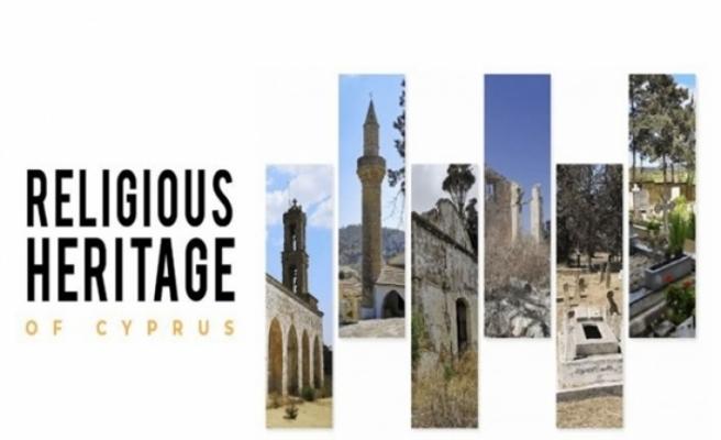 """""""Lefkoşa ve çevresindeki Kıbrıs'ın dini mirası"""" yayınının tanıtımı 6 Ekim'de ara bölgede yapılacak"""