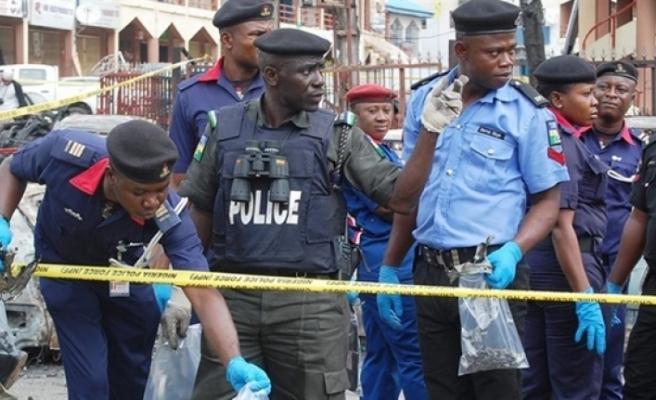 Nijerya'da pazara silahlı saldırı