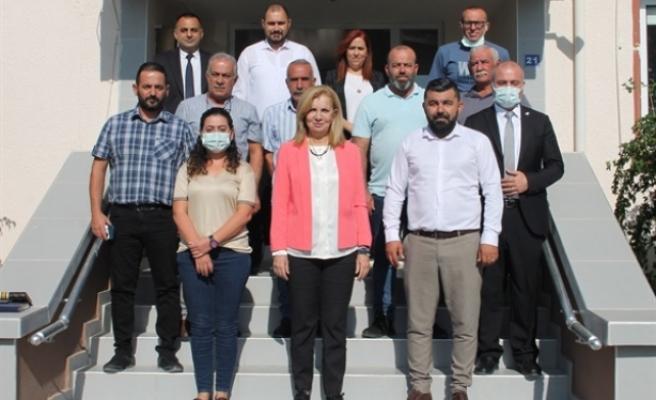 Serdarlı bölgesindeki yol altyapısının iyileştirilmesi için çalışmalar başlatılıyor