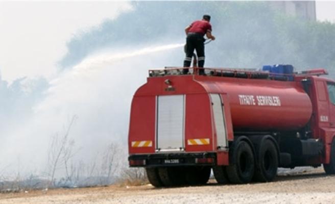 Son bir haftada 27 yangın çıktı… Kuru ot ve çöp yangını ilk sırada