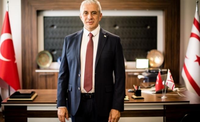 """Taçoy: """"Türkiye'nin ismi birileri tarafından UBP kurultayına karıştırılmak isteniyor"""""""