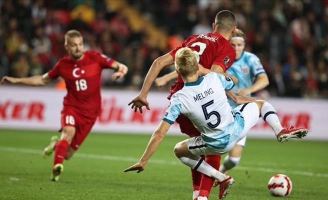 Türkiye A Milli Futbol Takımı, Stefan Kuntz dönemine puan kaybıyla başladı