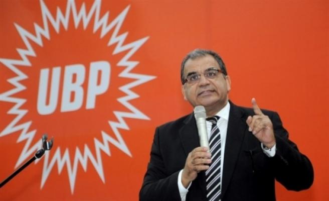 """""""Ülke istikrarı adına UBP'nin içerisinde olmayacağı hiçbir hükümet modeli mümkün değildir"""""""