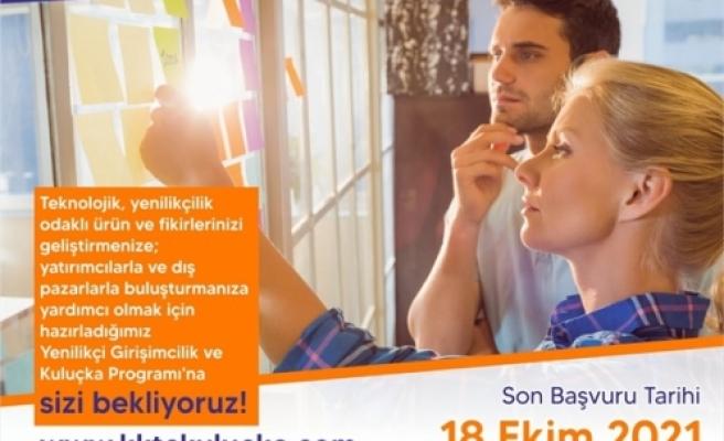 Yenilikçi Girişimcilik ve Kuluçka Programı
