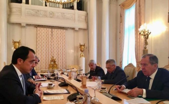 Rum Bakan,Lavrov ile görüşecek