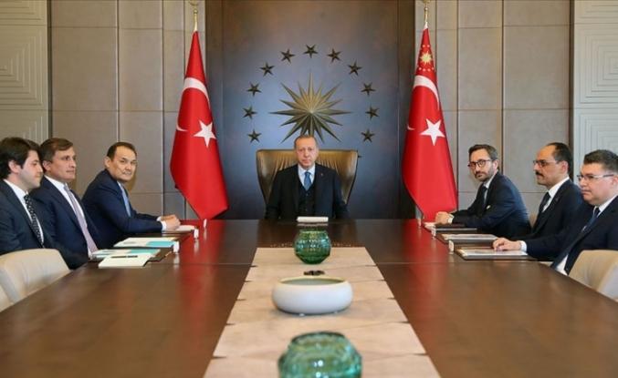 """Erdoğan: """"KKTC'nin gözlemci üye olması konusunda destek bekliyoruz"""""""