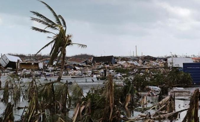 Dorian'ın vurduğu Bahamalar'da bin 300 kişiden haber yok