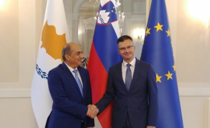 Rum ve Slovenya Meclis Başkanları görüştü