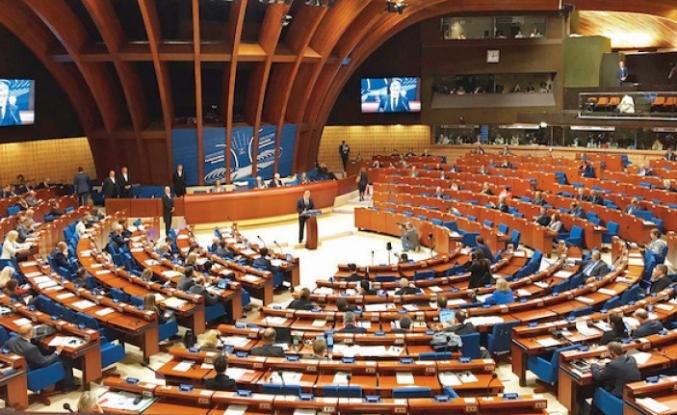 Rum Yönetiminden Avrupa Konseyi Bakanlar Komitesi'ne muhtıra