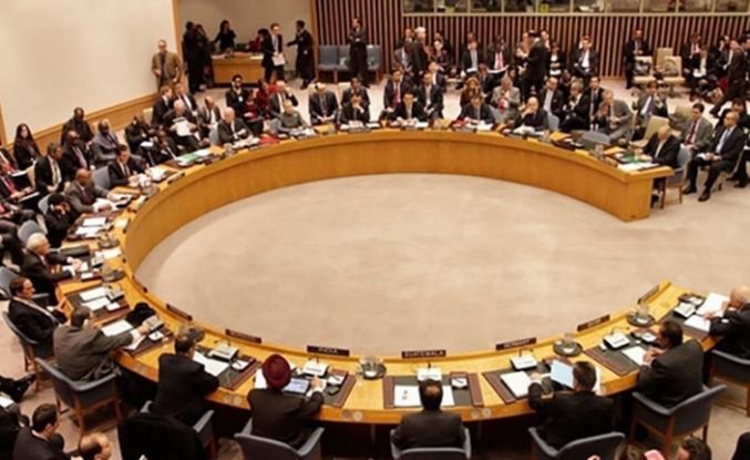 BM Güvenlik Konseyinden Kapalı Bölge Maraş kararı