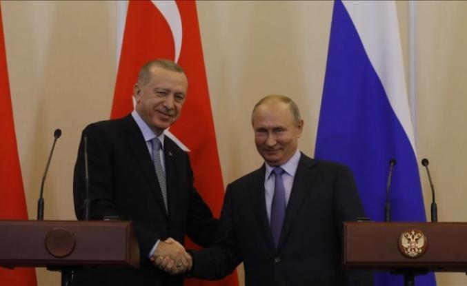 Türkiye ile Rusya Federasyonu arasında mutabakat muhtırası imzalandı
