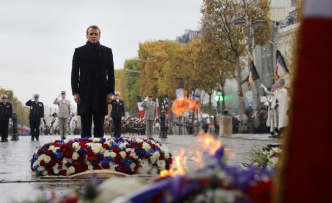 Birinci Dünya Savaşı'nın sona ermesinin 101. yıl dönümü