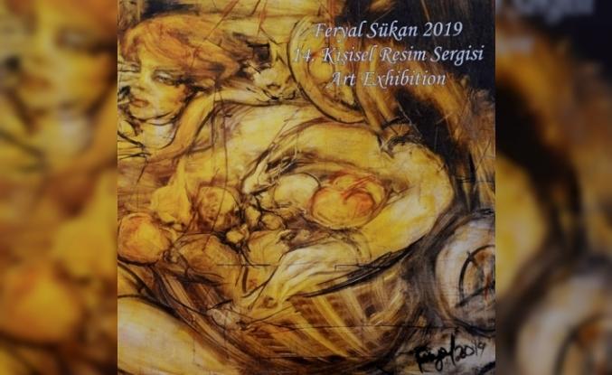 Feryal Sükan'ın 14. Kişisel Resim Sergisi