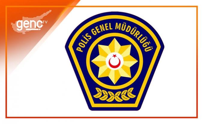 Gazimağusa'da izinsiz ikamet eden 2 kişi tutuklandı