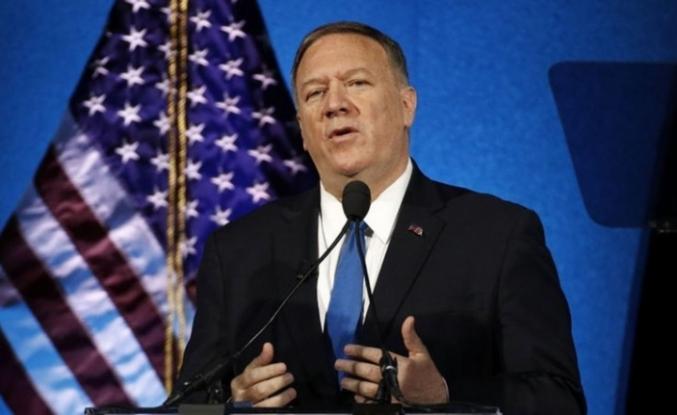 """Pompeo: """"ABD'ye göre Batı Şeria'daki yerleşimler artık hukuka aykırı değil"""""""