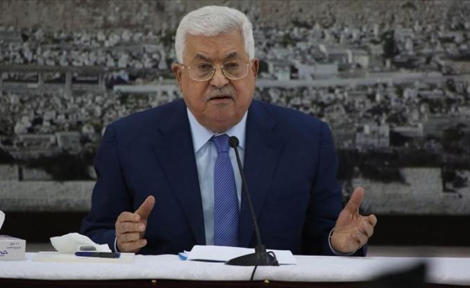 """Filistin Devlet Başkanı Abbas: """"Kudüs satılık değil"""""""