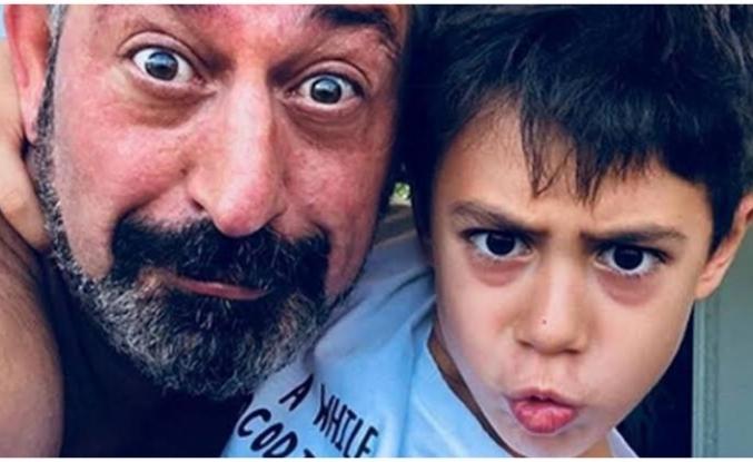 Cem Yılmaz'dan Babalar Günü paylaşımı