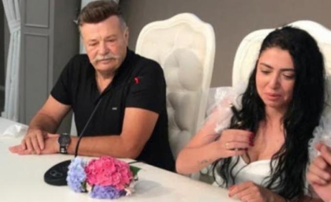 Nuri Alço, 33 yaş küçük sevgilisiyle evlendi