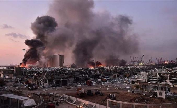 Beyrut'ta can kaybı artıyor