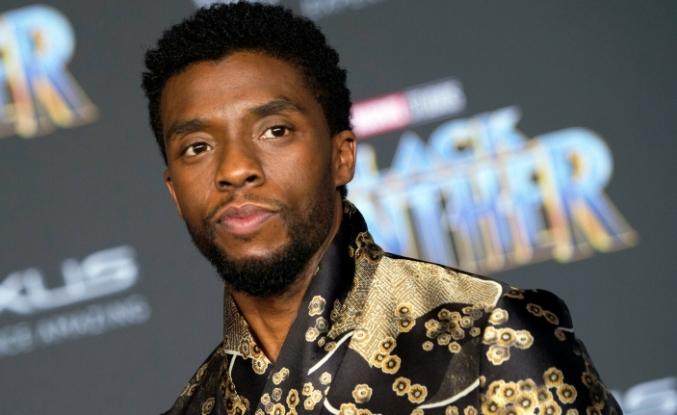 'Black Panther' başrol oyuncusu Chadwick Boseman hayatını kaybetti