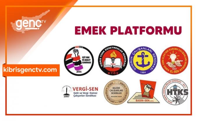 Emek Platformu basın açıklaması yapacak