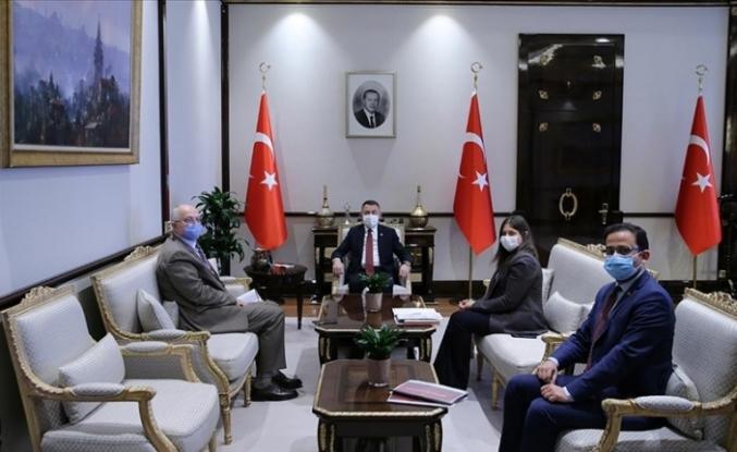 """Oktay: """"Yerli aşı hem Türkiye hem de diğer ülkeler için büyük fayda sağlayacak"""""""