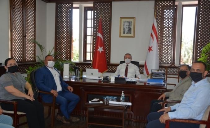 """Ataoğlu: """"İç turizmin canlanması için öneri yaptık"""""""