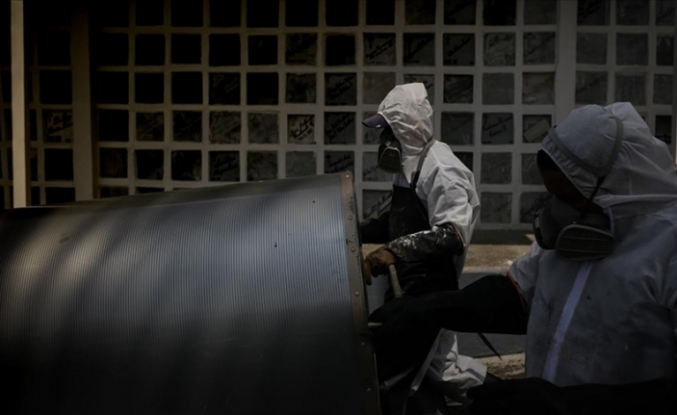 Kolombiya'da 95 binden fazla kişi yaşamını yitirdi