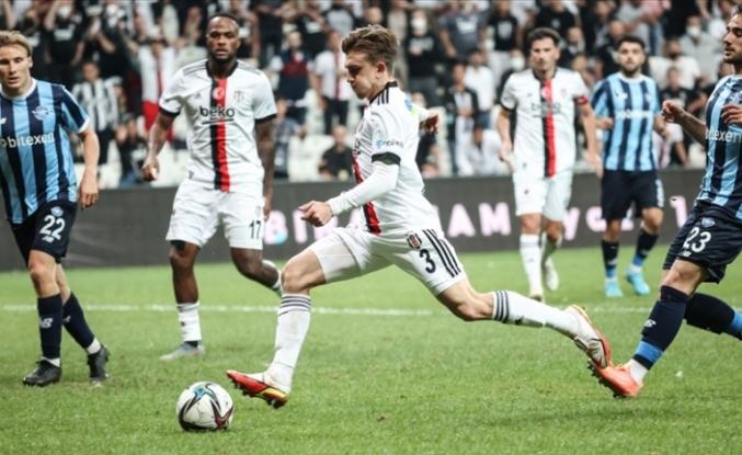 Beşiktaş - Adana Demirspor maçında 6 gol