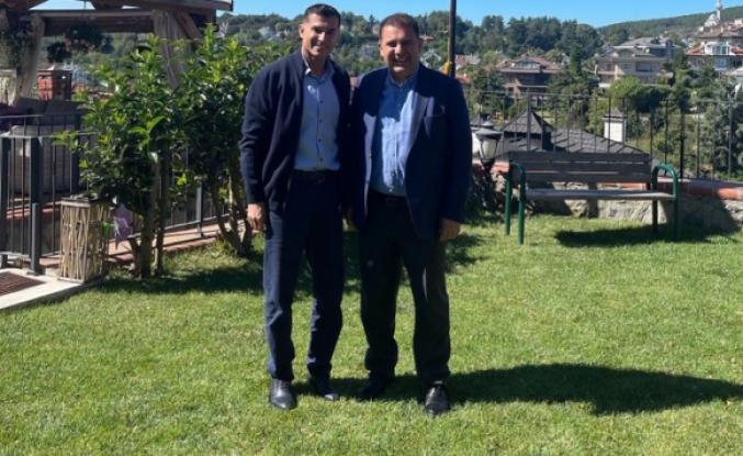Saner'den Özgürgün'e ziyaret