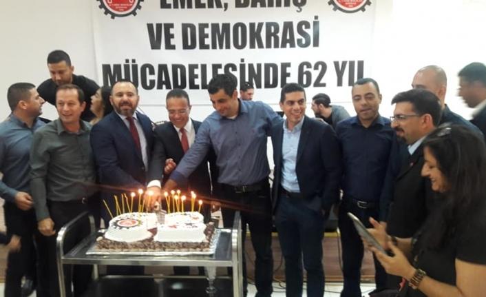 KTAMS 62'inci yaşını kutladı