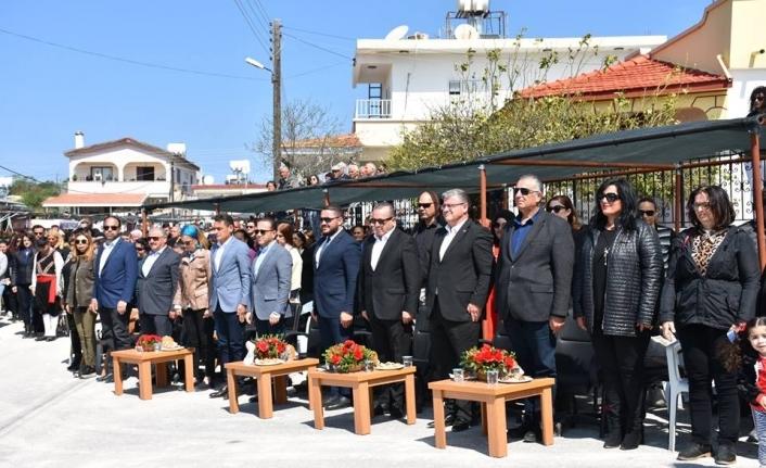 Avtepe Medoş Lalesi Festivali yapıldı