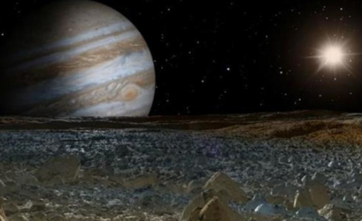 Jüpiter ilk oluştuğunda Güneş'e 4 kat daha uzak mesafedeymiş