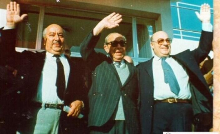 Merhum Başbakan Osman Örek, 20. ölüm yıldönümünde yarın anılıyor