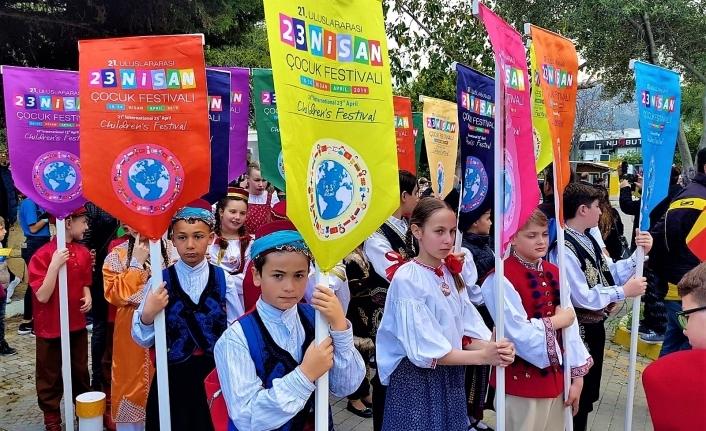 23 Nisan Çocuk Festivali devam ediyor