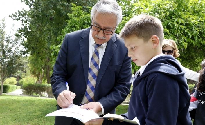 Cumhurbaşkanlığında,Çocuk Çalıştayı düzenlendi