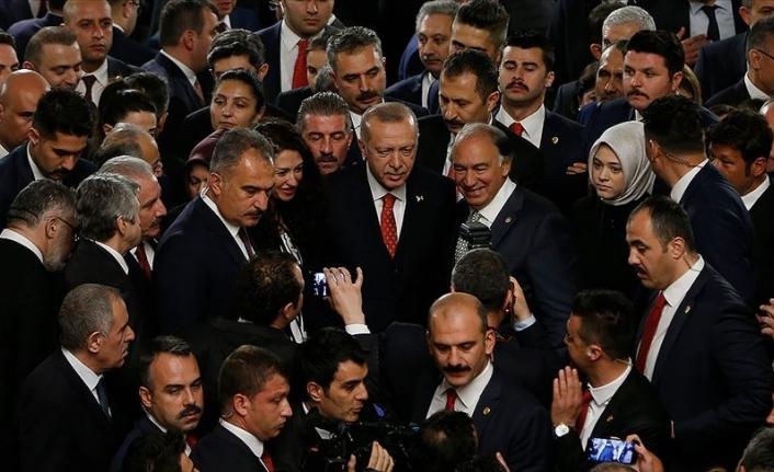 """Türkiye Cumhurbaşkanı Erdoğan: """"ABD Başkanı ile bugünlerde görüşmemiz olabilir"""""""