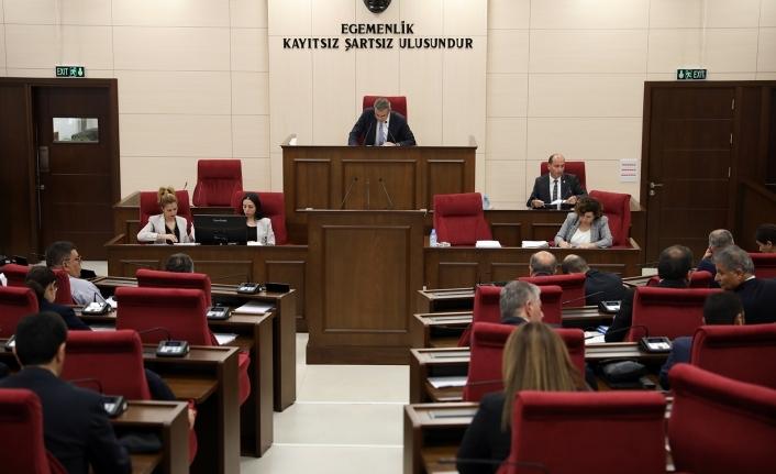 Komitelerin Başkan ve Vekilleri belirlendi