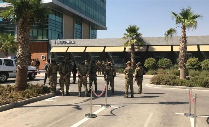 Erbil'de Türk diplomatlara silahlı saldırı...1 diplomat şehit oldu