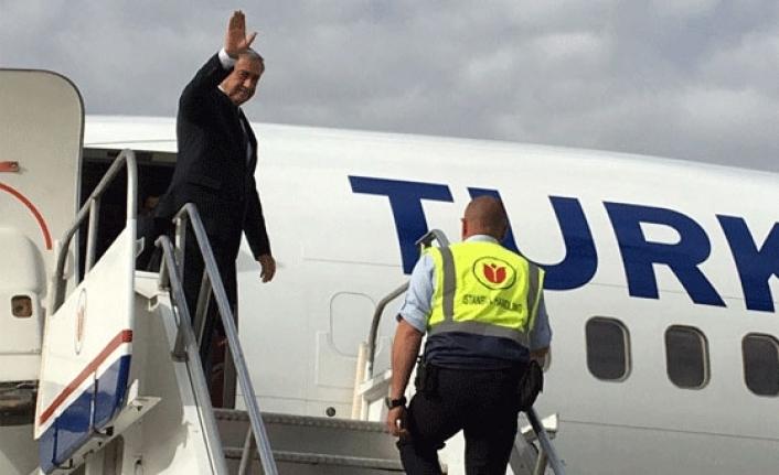 Cumhurbaşkanı Mustafa Akıncı, bugün New York'a gidiyor