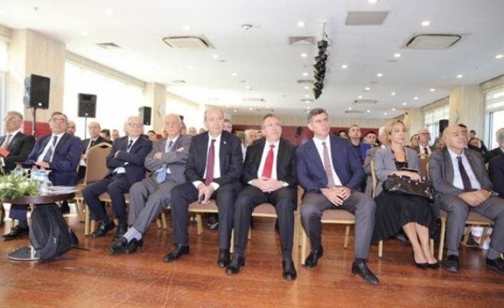 """""""Kıbrıs'ta Son Söz"""" paneli ikinci gününde"""